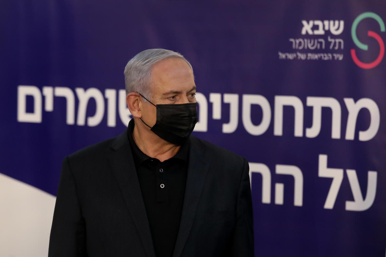 Нетанияху в Умм аль-Фахме объявил о планах ужесточения блокады «на несколько дней»