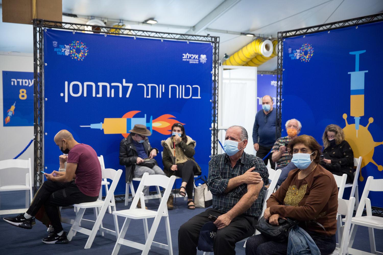 Вакцинация в Израиле будет приостановлена,  договоров об ускорении поставок нет
