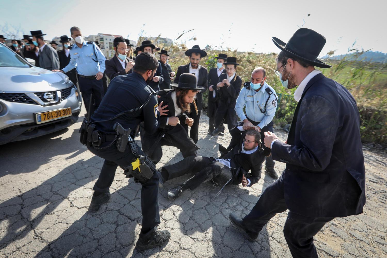 Ешивы не сдаются: стрельба в Бейт-Шемеше