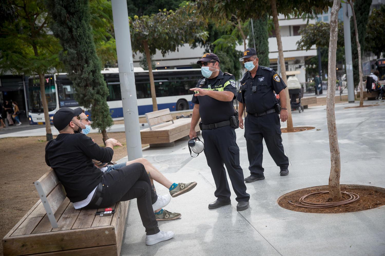 Полиция Израиля ужесточает блокадный режим: «в выходные незачем выходить из дома»