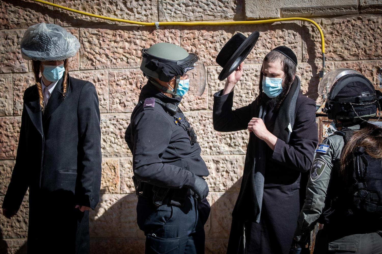 Вижницкие хасиды выдали полиции участников «линча» в Бней-Браке