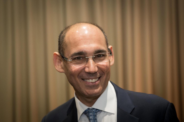 профессор Амит Ярон, глава Банка Израиля