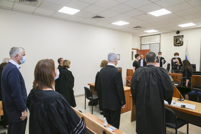 Суд отверг новое прошение адвокатов Нетаниягу о переносе слушаний