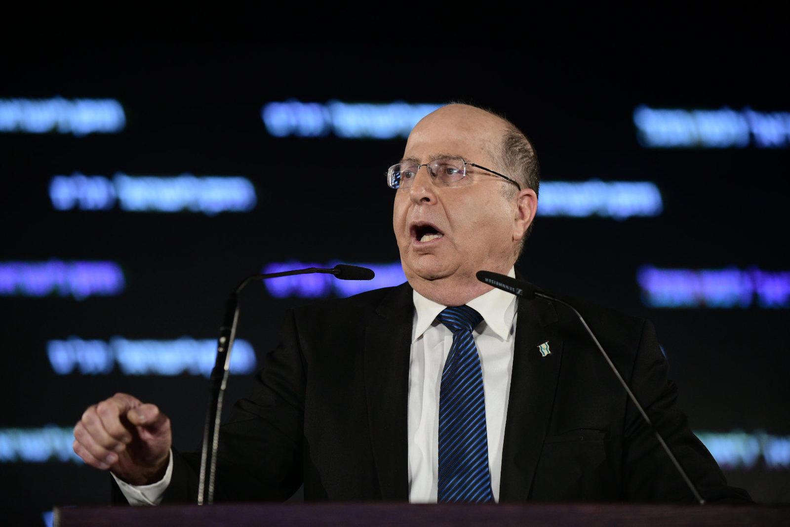Партия «Телем» Моше Яалона выбыла из парламентской гонки