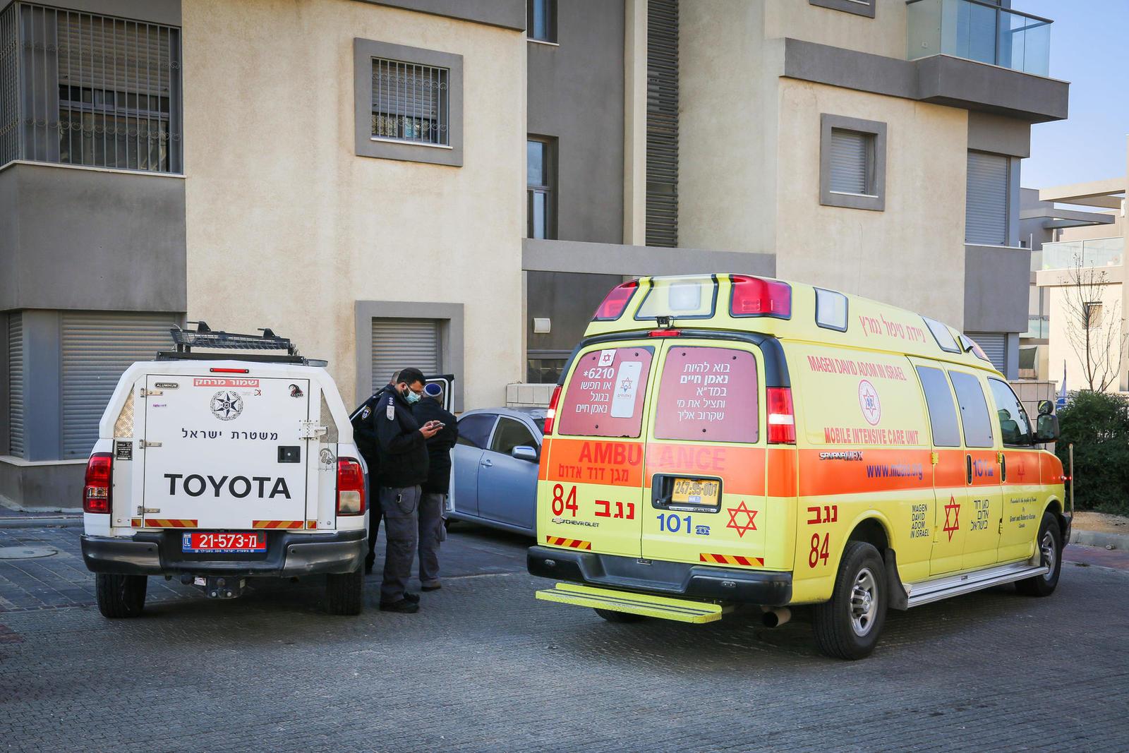 Бывший муж убитой в Иерухаме Лэтришии Лэни Пойнтер: «Это все из-за эпидемии»