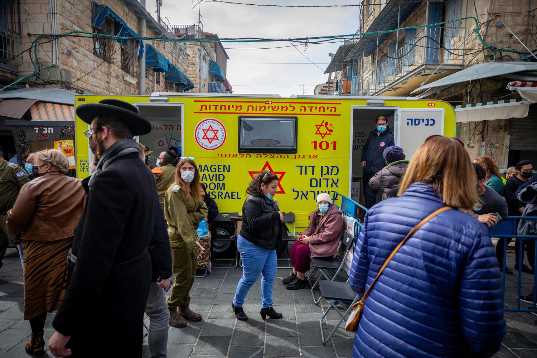 В минздраве снова путаются в показаниях. Сколько в Израиле тяжелобольных?
