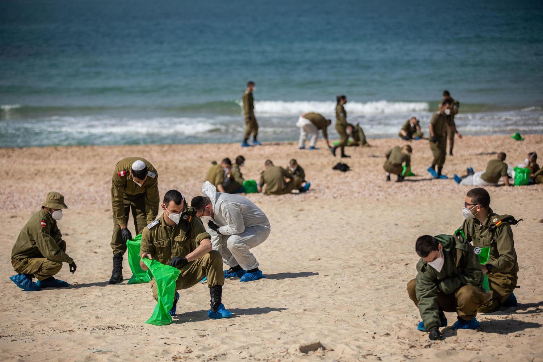 Что на самом деле происходит на средиземноморских пляжах Израиля