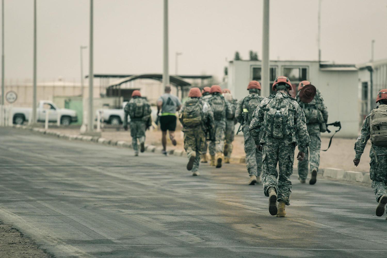 силы MFO в Шарм аш-Шейхе