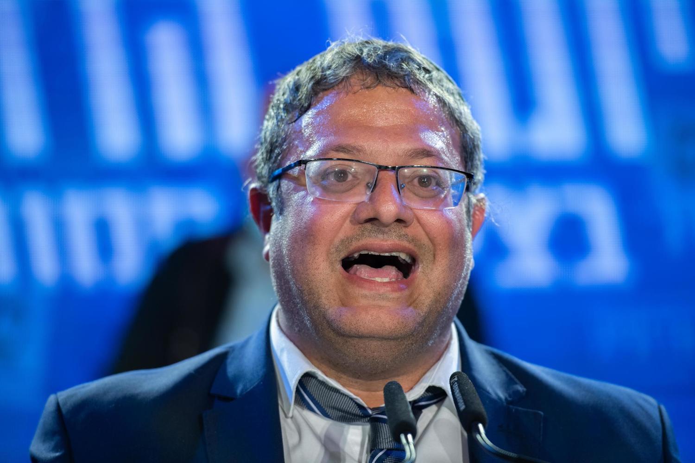 Итамар Бен-Гвир понял, что стал депутатом Кнессета.