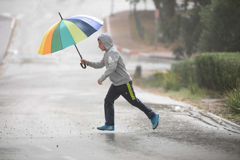 Когда Израиль покинет холод и дождь?