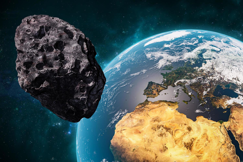 NASA: в ближайшие 100 лет Земле не угрожает столкновение с астероидом