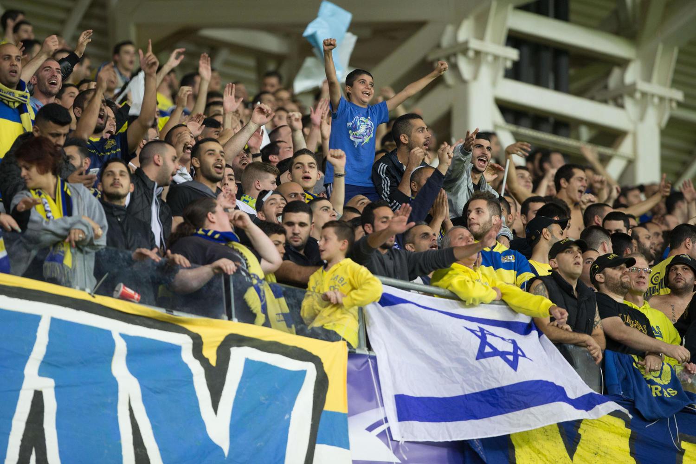 Минздрав Израиля разрешил заполнять большие стадионы на 30%