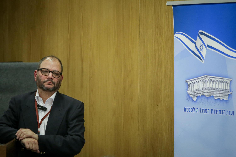 депутат Офер Касиф, сопредседатель партии ХАДАШ
