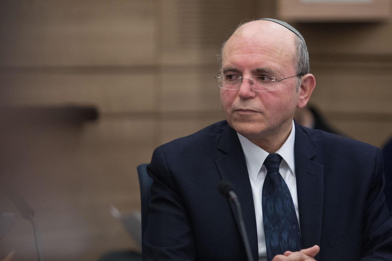 Советник по национальной безопасности Меир Бен Шабат.