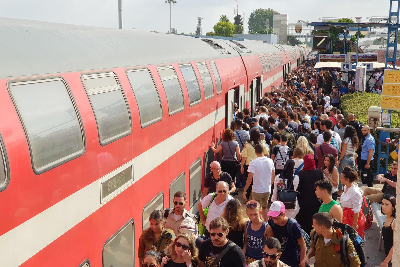 Гражданам Израиля не стоит ждать нормальной работы железной дороги