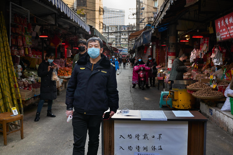 The Telegraph: еще пять лет назад рынок в Ухане был определен как источник будущей пандемии