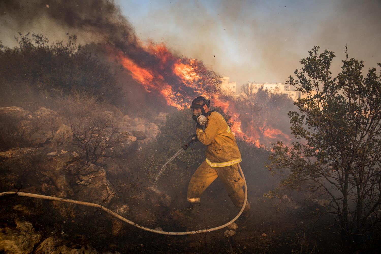 Пожарные правила на Лаг Ба-Омер: костры не зажигать
