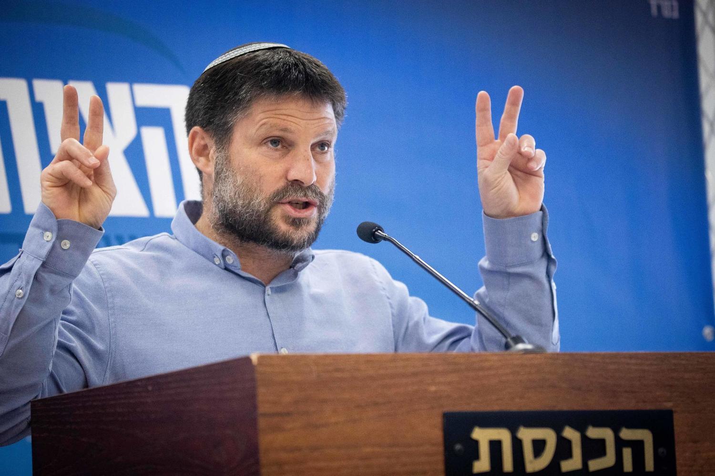 Смотрич и Мансур Аббас заключили сделку. У Нетанияху будет правительство?