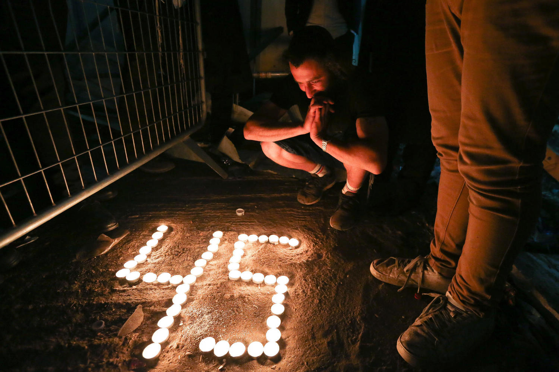 В Израиле сегодня день национального траура по погибшим на горе Мерон