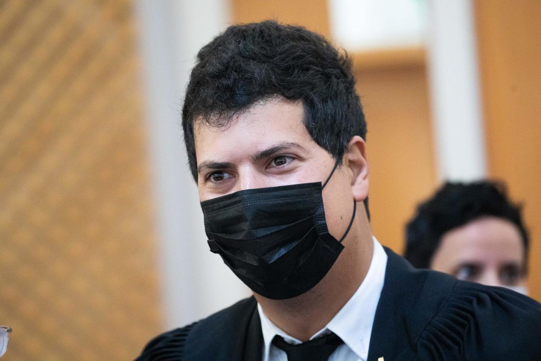Амит Хадад на судебном заседании по «делу 4000»
