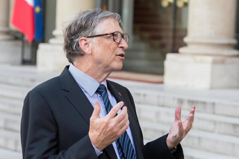Билл и Мелинда Гейтс приняли решение развестись после 27 лет брака