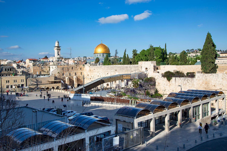 Иерусалим стал больше учиться, но меньше работать