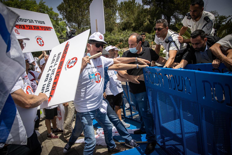 Нетанияху объявил о согласовании реформы помощи инвалидам ЦАХАЛа