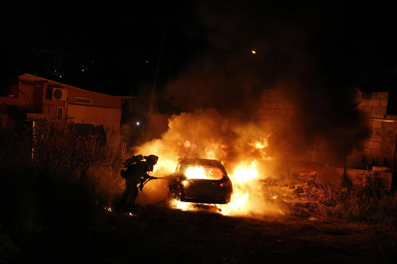 Беспорядки в Шейх Джарахе.