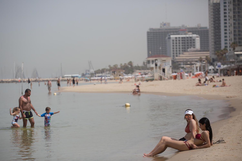 В Израиль идет жестокий «шарав», но ненадолго