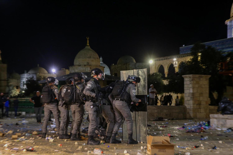 Полиция готовится к новым боям в Иерусалиме и обещает «нулевую терпимость»