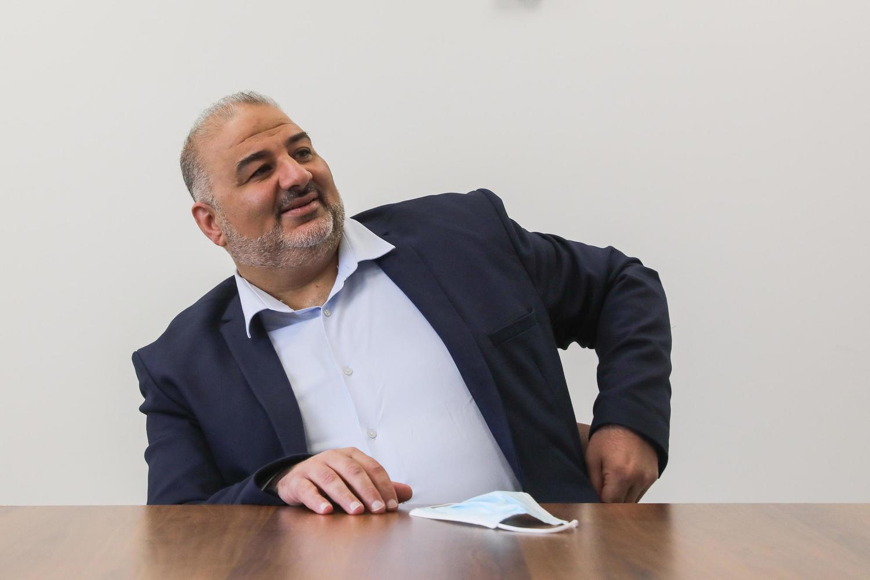 Мансур Аббас снова ключевой игрок: потребует председательство в важной комиссии Кнессета