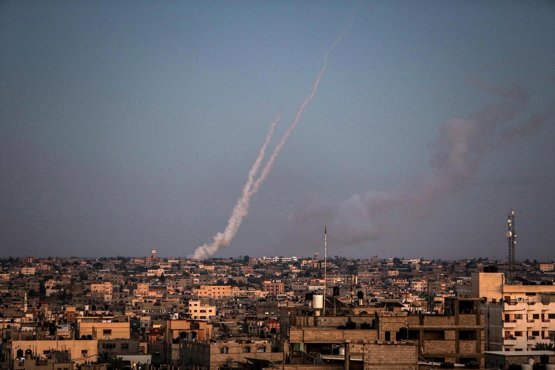200 ракет выпущены по Израилю за последние 12 часов. Прямые попадания в Ашдоде и Беэр-Шеве