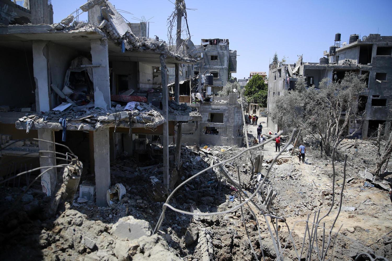 Эмираты угрожают отменой инвестиций в экономику Газы: «Хотим спокойствия»