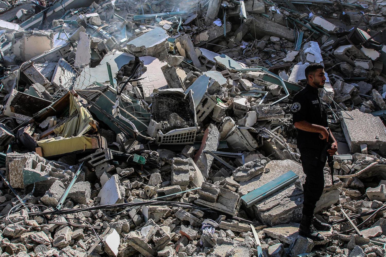 После обстрелов центра страны ЦАХАЛ уничтожил дома лидеров ХАМАСа