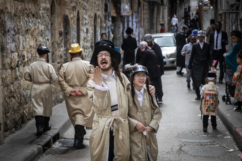 Загадочное происшествие в Меа-Шеарим со спасением арабской женщины