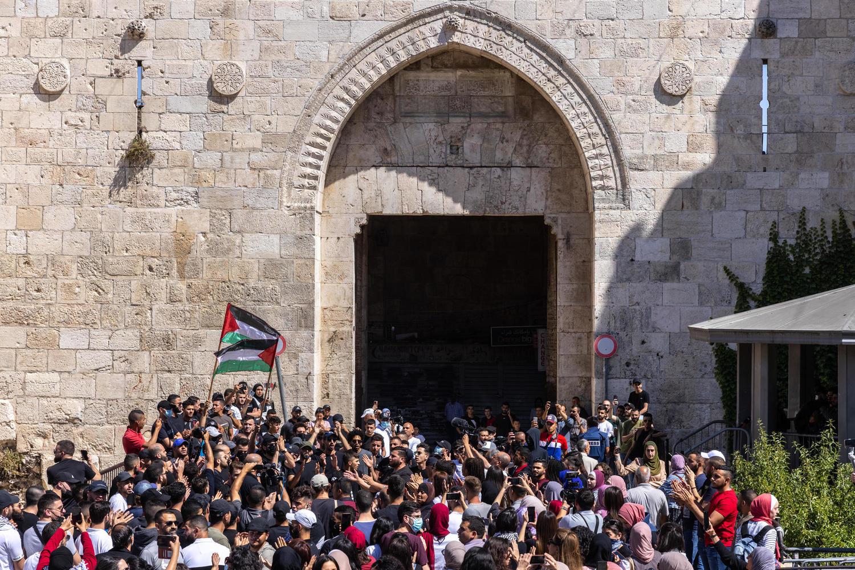 ХАМАС призвал к Дню Гнева в Иерусалиме и на Западном берегу