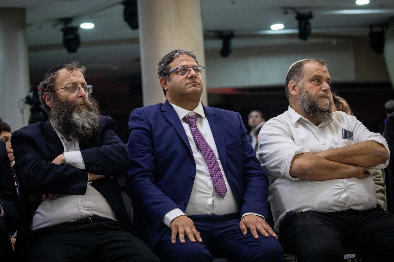 Facebook взялся за израильских ультра-правых? Бенци Гопштейн и жена Бен-Гвира лишились WhatsApp