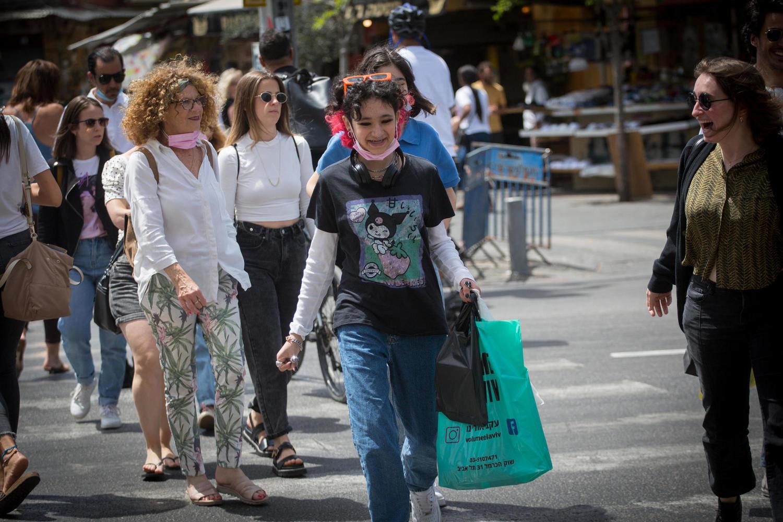 Приятная новость в Израиле: количество новых больных за сутки всего двенадцать