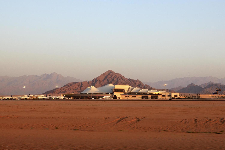 аэропорт Шарм аш-Шейх