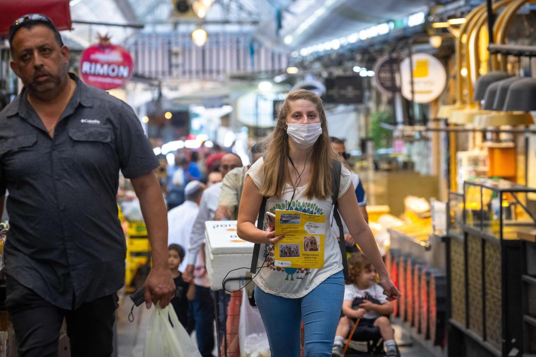 Эдельштейн объявил планируемую дату отмены масок