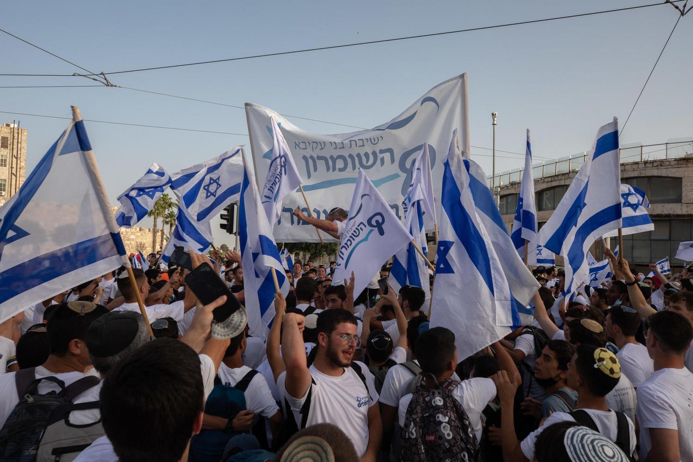 «Парад флагов» в Иерусалиме отменен: Смотрич и Бен-Гвир устроили скандал