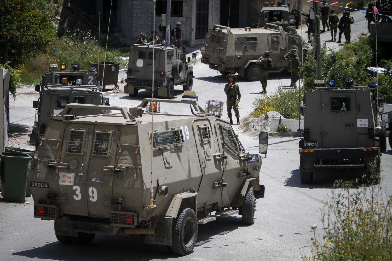 В Дженине израильские пограничники застрелили двух  сотрудников палестинских служб безопасности