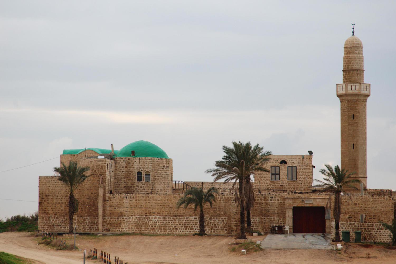 мечеть Сидна Али в Герцлии.