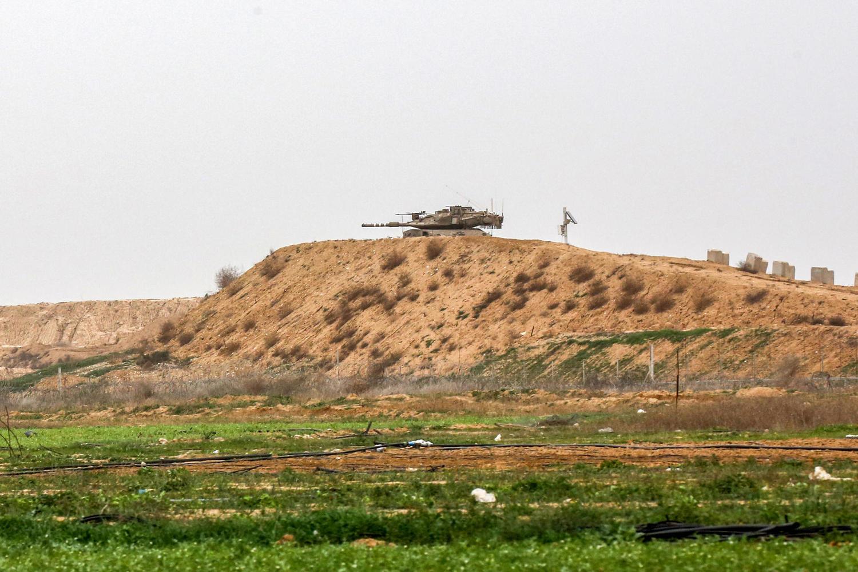 Из ЦАХАЛа уволили командира и бойца, виновных в танковой стрельбе по палестинцам