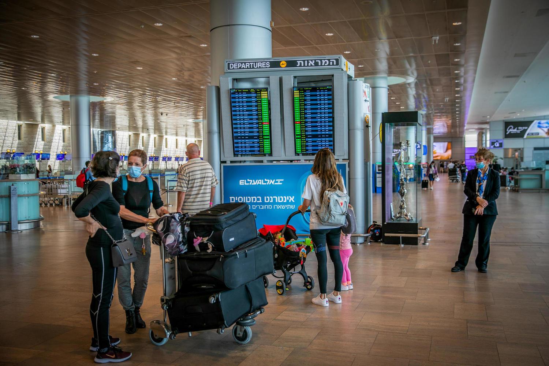 «Эль-Аль» просит сократить срок изоляции для детей, вернувшихся из-за границы
