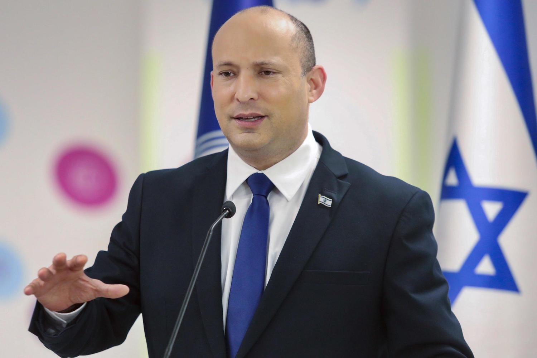 премьер-министр Беннет в центре вакцинации