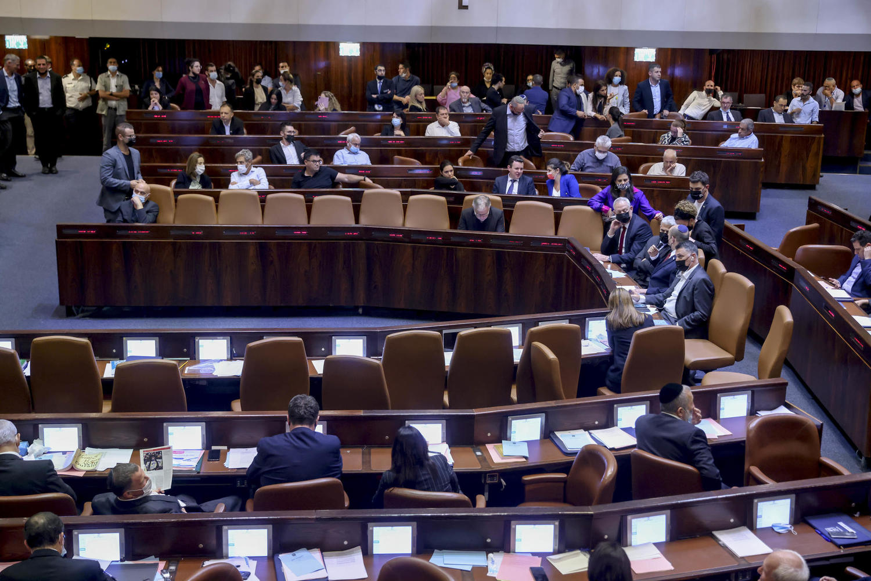Закон о гражданстве не прошел в Кнессете