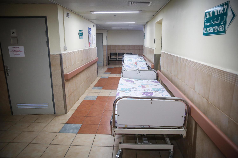 Забастовка вспомогательного персонала в больницах по всему Израилю