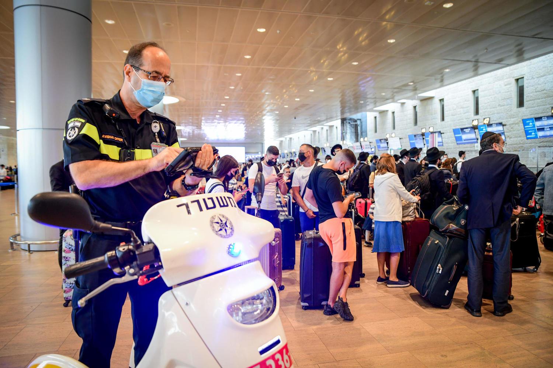 Вскоре все вернувшиеся из-за границы отправятся в карантин