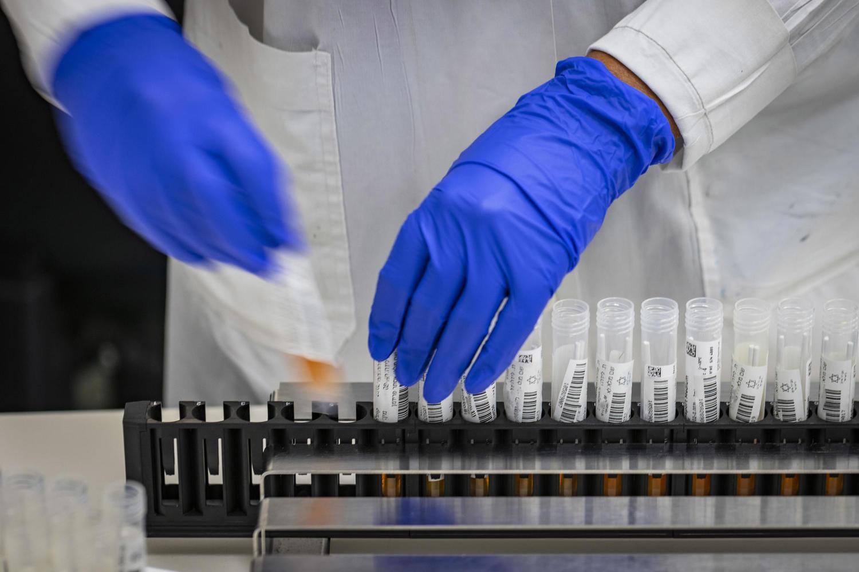 Тесты на коронавирус.